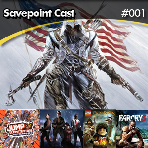 Savepoint Podcast #001