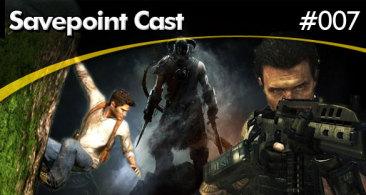 Savepoint Podcast #007 – Franquias que Marcaram a Geração Atual, e Idéias Para a Próxima!