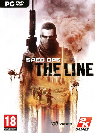 Análise – Spec Ops: The Line