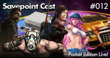 Savepoint Podcast #012 – o primeiro Pocket AO VIVO !