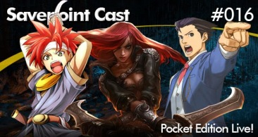 SAVEPOINT PODCAST #016 – POCKET AO VIVO