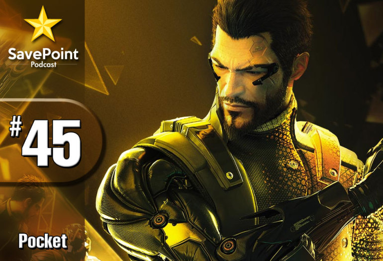 Batman: Arkham Knight, Deus EX, A Slower Speed of Light – Savepoint Pocket #045