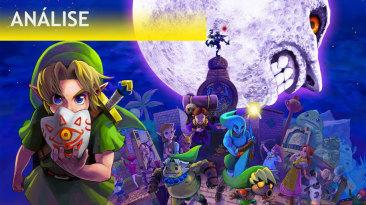 The Legend Of Zelda: Majora's Mask – Análise