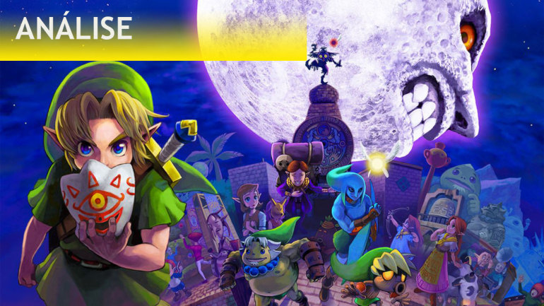 The Legend Of Zelda: Majora's Mask – Análise