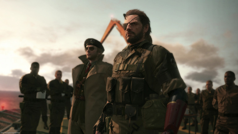 O Segredo de Metal Gear Solid V: The Phantom Pain