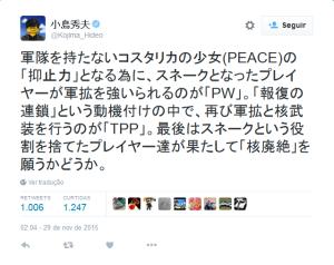 tweet-Kojima