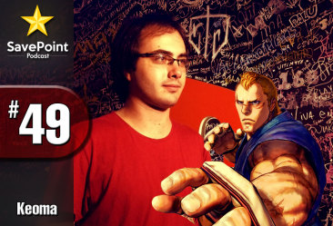 Entrevista com Keoma – Street Fighter IV – Savepoint Podcast #049