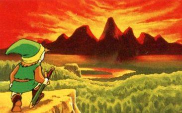 Zelda Completa 30 anos!